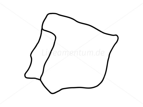 Spanien Karte Schwarz Weiß.Länder Und Städte Spanien Portugal Iberische Spanische Karte