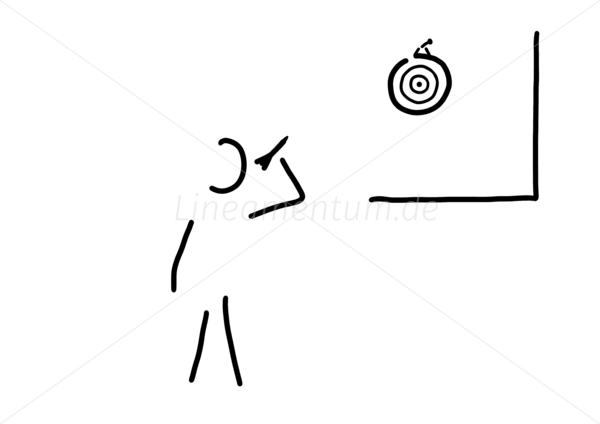 dart wurf